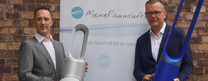 Dyson Austria wird Partner